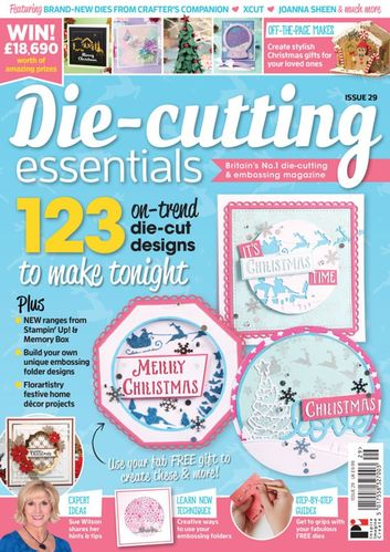 Die-Cutting Essentials No.29 - Magazin - (DCE29)