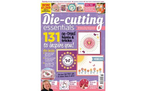 Die-Cutting Essentials No.37 - Magazin - (DCE37)