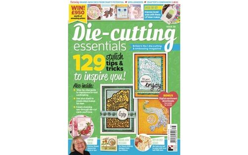 Die-Cutting Essentials No.38 - Magazin - (DCE38)