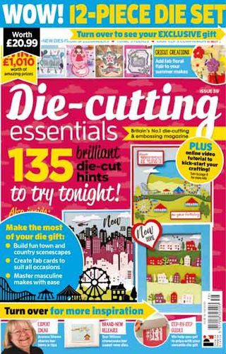 Die-Cutting Essentials No.39 - Magazin - (DCE39)