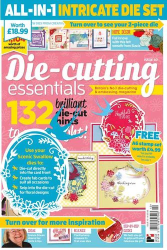 Die-Cutting Essentials No.40 - Magazin - (DCE40)
