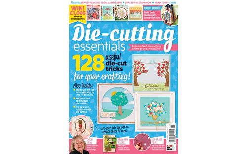 Die-Cutting Essentials No.41 - Magazin - (DCE41)
