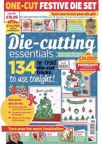Die-Cutting Essentials No.44 - Magazin - (DCE44)